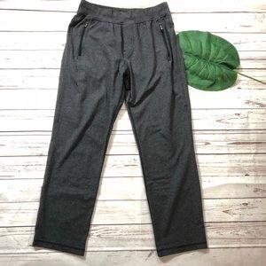 Lululemon Discipline Pants Heathered Black Men's